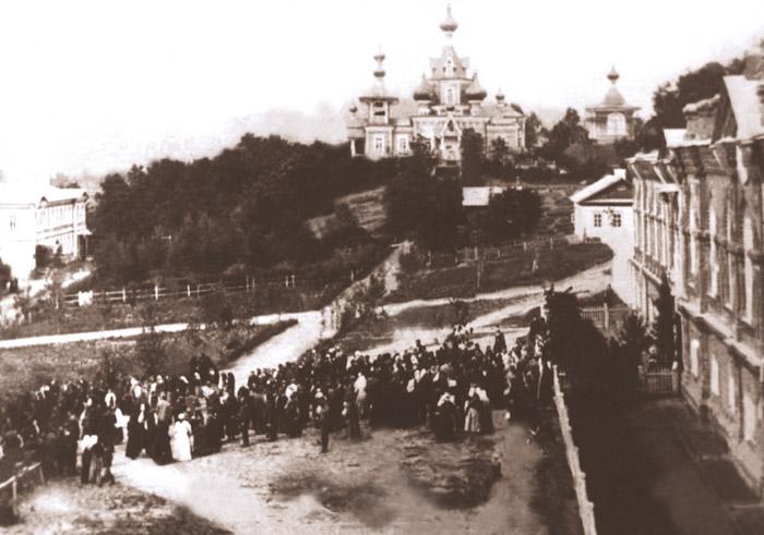 Свято-Троицкий Николаевский мужской монастырь